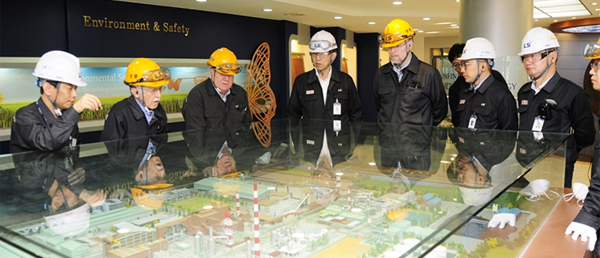 World's Largest Copper Producer Codelco Visits LS-Nikko